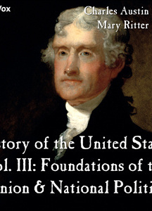History of the United States, Vol. III