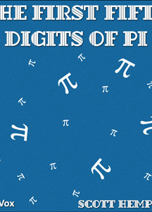 First Fifty Digits of Pi
