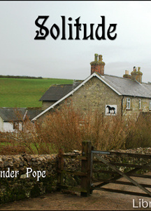 Solitude (Pope)