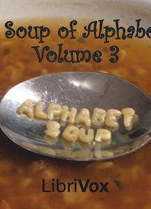 Soup of Alphabets, Volume 003
