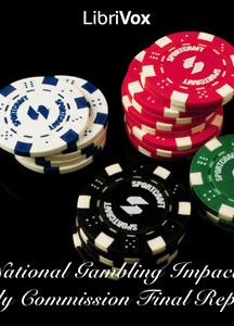 National Gambling Impact Study Commission Final Report