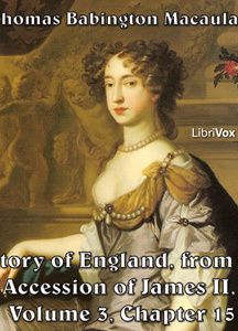 History of England, from the Accession of James II - (Volume 3, Chapter 15)