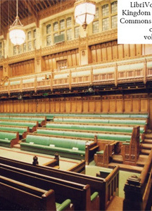 United Kingdom House of Commons Speeches Collection, volume 2