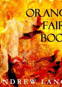 Orange Fairy Book