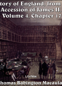 History of England, from the Accession of James II - (Volume 4, Chapter 17)