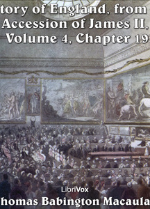 History of England, from the Accession of James II - (Volume 4, Chapter 19)