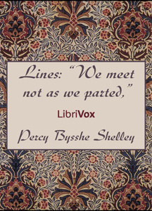 Lines: We Meet Not As We Parted