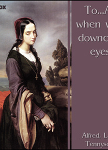 To...As when with downcast eyes
