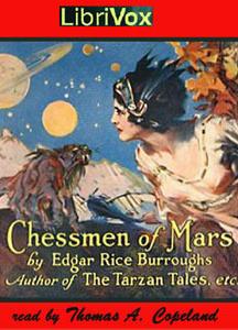 Chessmen of Mars (version 2)