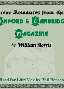 Prose Romances from the Oxford and Cambridge Magazine (1856)