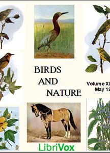 Birds and Nature, Vol. XI, No 5, May 1902