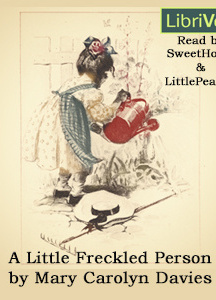 Little Freckled Person: A Book of Child Verse