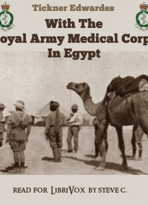 With The Royal Army Medical Corps in Egypt