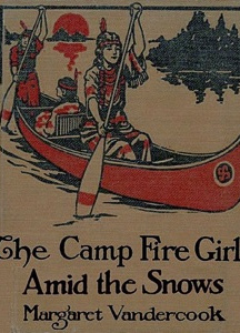 Camp Fire Girls Amid the Snows
