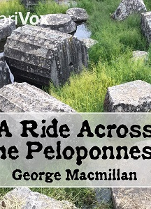 Ride Across the Peloponnese