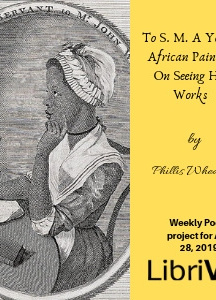 To S. M. A Young African Painter, On Seeing His Works