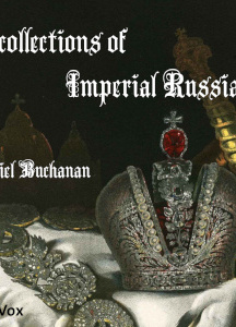 Recollections of Imperial Russia