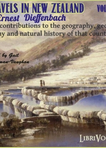 Travels in New Zealand with contributions to the geography, geology, botany, and natural history of that country, Vol. I