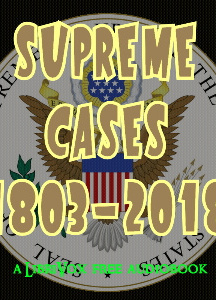 Supreme Cases from 1803-2018
