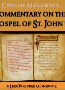 Commentary on the Gospel of John. Book 10